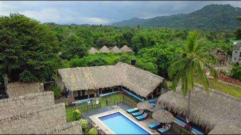 Tiki Hut Palomino by Tiki Hut Hostel Palomino La Guajira Colombia