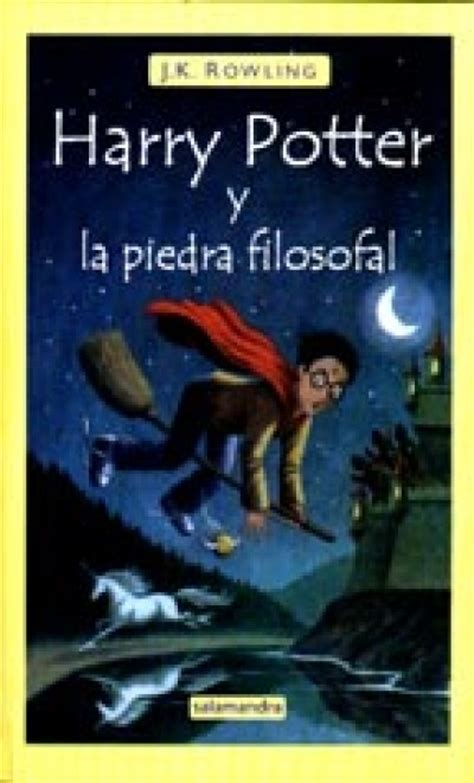 harry potter y la 8498380170 harry potter in spanish 1 harry potter y la piedra filosofal i