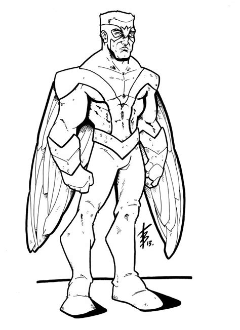 avengers coloring pages falcon falcon marvel free colouring pages