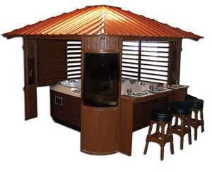 Affordable Backyard Ideas Tub Gazebos Amp Enclosures Niagara Pool Amp Spa