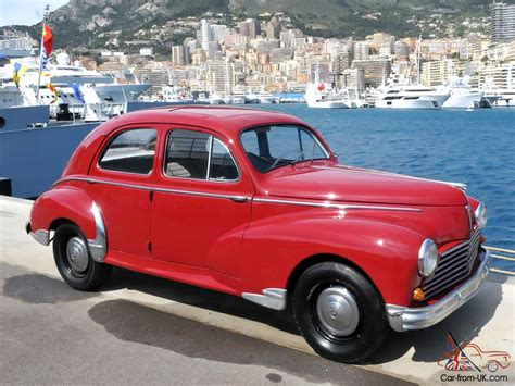 peugeot classic cars peugeot 203 car classics