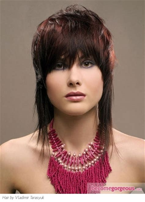 feather cut hairstyles pictures haircuts feather cut