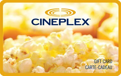 Where To Buy Cineplex Gift Card - cineplex gift card