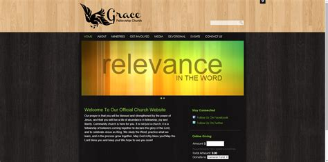 best woodworking websites 30 best church website templates for ministry and outreach