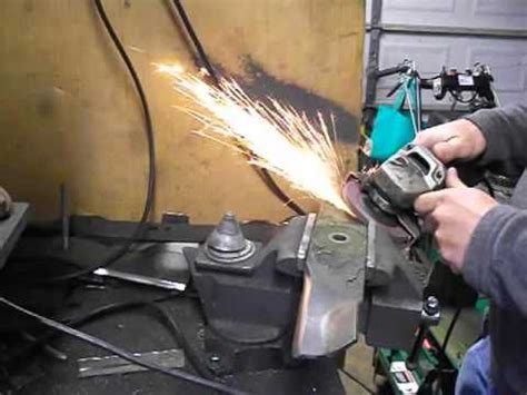how to sharpen grinder blades how to sharpen lawn mower blades with an angle grinder doovi