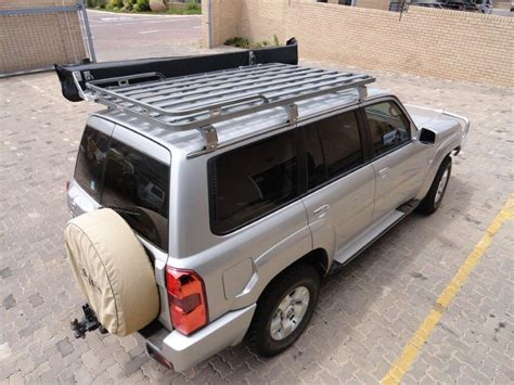 Roof Rack Patrol by Roofrack Nissan Patrol Y61 Big Country 4 215 4