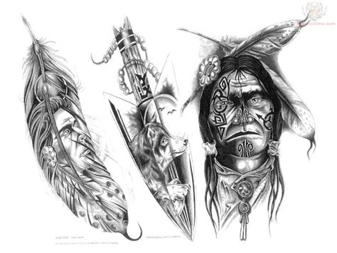 cherokee indian tribal tattoos indian tribal tattoos american