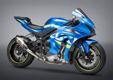Suzuki 1000r New Yoshimura R D Products For The 2017 Suzuki Gsx R 1000