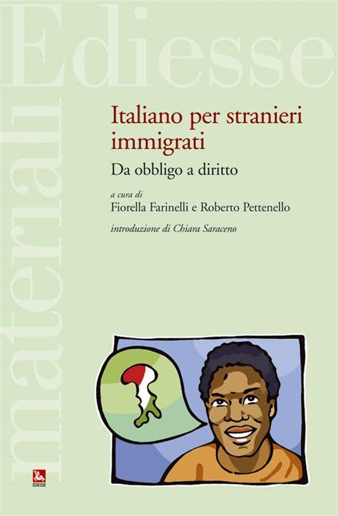 permesso di soggiorno di lunga durata italiano per stranieri immigrati