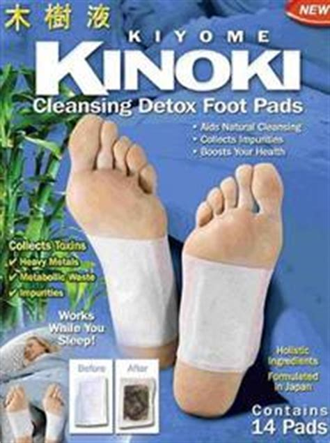 Kinoki Detox Foot Pads Review by Research Paper Detox With A Food Pad