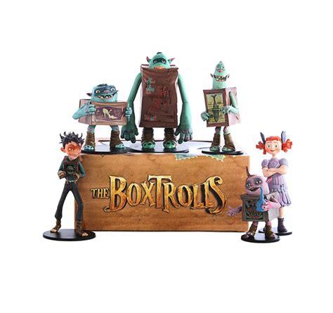 figure in box snap creative box trolls figures