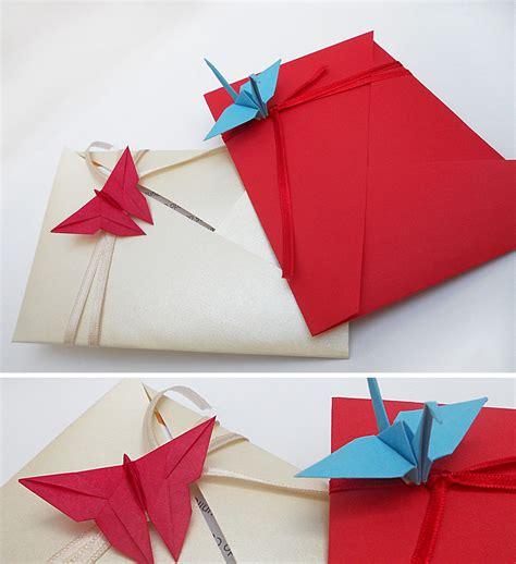 En Origami - origami sobres en origami