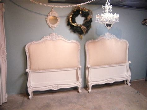 vintage twin bed vintage french twin beds