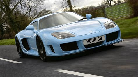 Nobel Auto by Noble M600 Review Top Gear
