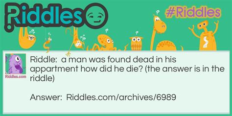 riddles and answers that will wake up cells solve the mystery riddles com