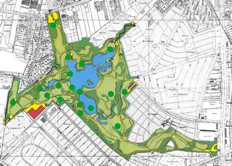 Britzer Garten Plan britzer garten land berlin umwelt stadtgr 252 n