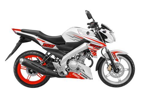 Striping Yamaha Rr 2013 Biruhtam yamaha new vixion white orange 2014 1 motoblast