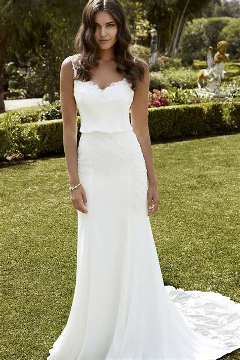 Wedding Dress by Ibarra Wedding Dress From Blue By Enzoani Hitched Co Uk