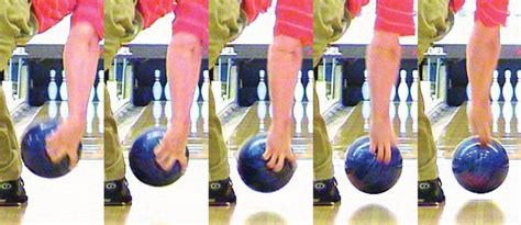bowling arm swing and release anatomy of an elite release bowling this month