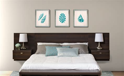 diy modern headboard floating headboard modern headboards vancouver by prepac furniture