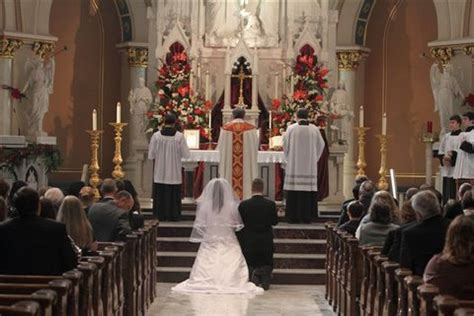 Nuptial Marriage by Nuptial Mass