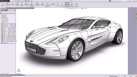 solidworks tutorial for car solidworks car tutorial how to model an aston martin