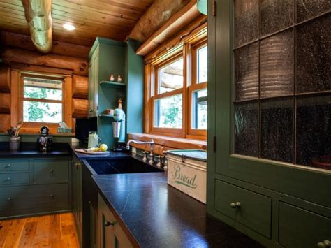 bear glass kitchen cabinet glass adds the wow factor to photo page hgtv
