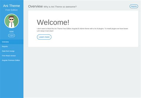 10 Best Angularjs Template Free Download And Exle Designsbook Angularjs Template Free