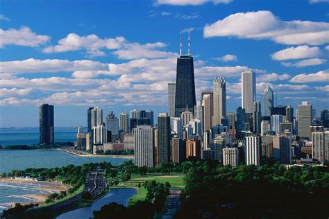 places in usa chicago the most beautiful cities in the usa