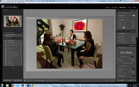 lightroom tutorial slideshow using digikam from the point of view of lightroom user