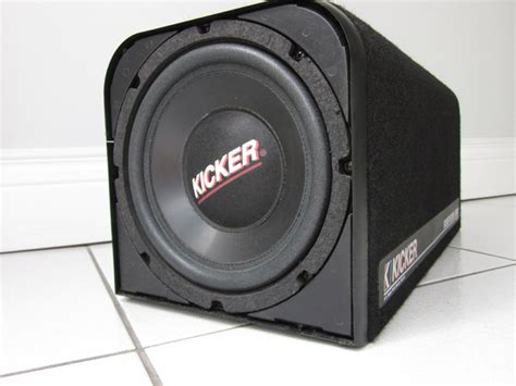 Kickers Slop 10 preferred subwoofer crossover slope car audio diymobileaudio car stereo forum