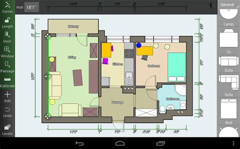 free room design app for pc floor plan creator android apps on play