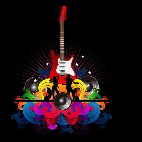 wallpaper animasi musik electric guitar wallpaper wallpapersafari