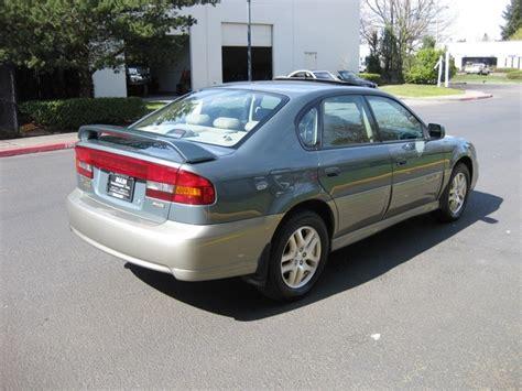 subaru sedan 2002 2002 subaru outback limited edition sedan 4 dr awd 1 owner