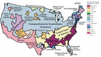 us map by nationality alternate history weekly update one way to divide america