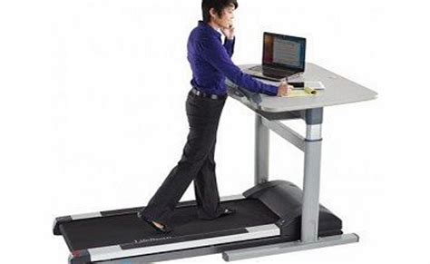 Treadmill Desk Uk by Lifespan Tr5000 Dt7 Commercial Workplace Treadmill Desk