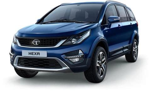 New Sofia Tata Top Top tata hexa price in india images mileage features