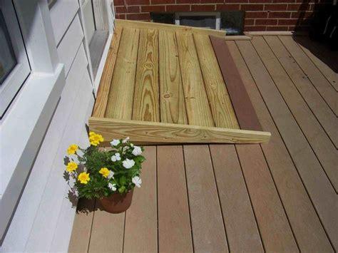idea  step    door wheelchair ramp
