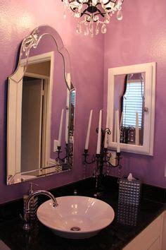 girly bathroom ideas my girly hideaway pinterest purple bathroom candelabra the candelabra was the