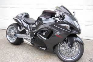 2008 suzuki hayabusa w custom 330 fat tire kit photo