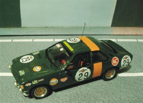 opel commodore b gs/e spa 1973 | model racing car kits