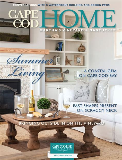 cape cod home magazine 9 best images about cape cod home magazine on