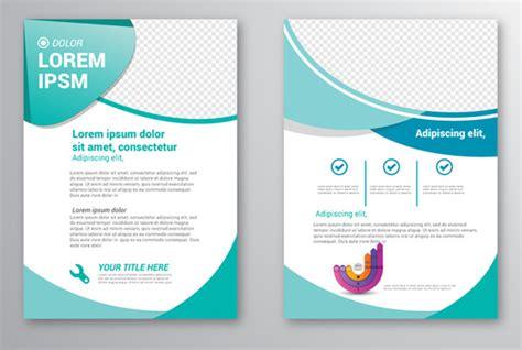 design flyer cdr vector curves illustrator free vector download 220 846