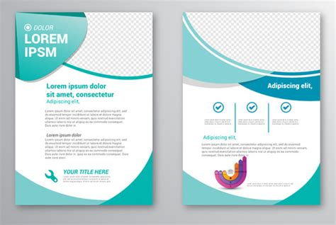 flyer design templates cdr vector curves illustrator free vector download 220 846