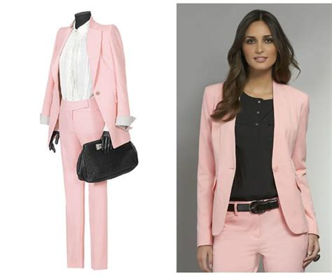 Pastel Pink Suit How To Wear Pastels To Work We Show