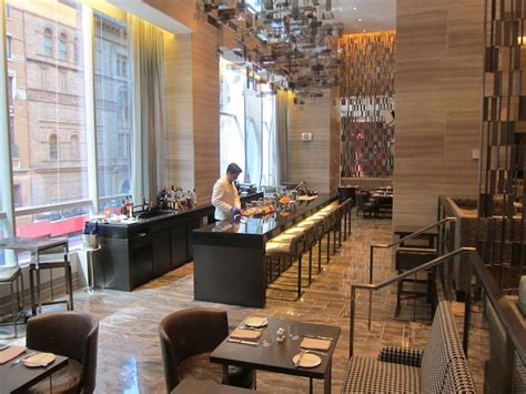 the living room ny review park hyatt new york one mile at a time