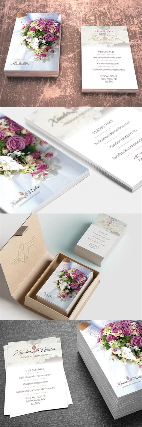 photographer business card template photoshop wedding photographer business card photoshop template on