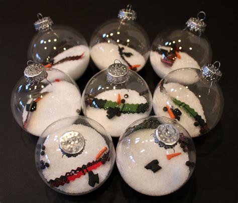 30 adorable diy christmas ornaments