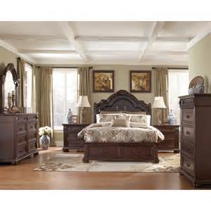 ashley millenium bedroom set buy online direct caprivi king cal king queen uph panel