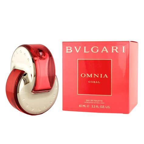 100 Original Parfum Bvlgari Omnia Coral For Edt 65ml 1 bvlgari omnia coral eau de toilette 65 ml omnia